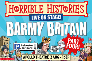 Horrible Histories - Barmy Britain: Part Four