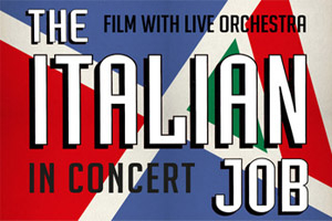 The Italian Job in Concert