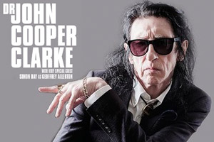John Cooper Clarke - This Time It's Personal