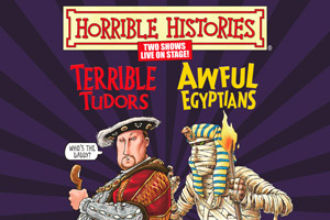 Horrible Histories - The Terrible Tudors