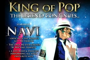 King of Pop: The Legend Continues