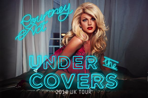Courtney Act - Under the Covers