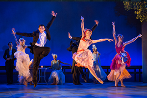Northern Ballet - The Great Gatsby