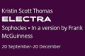 Electra Tickets - London