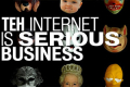 Teh Internet is Serious Business Tickets - Off-West End