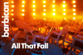 All That Fall Tickets - London