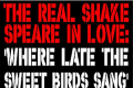 Where Late the Sweet Birds Sang Tickets - London