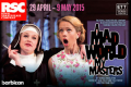 A Mad World, My Masters Tickets - London