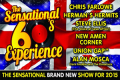 The Sensational 60's Experience - 50th Anniversary Tour Tickets - Oxford
