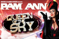 Pam Ann - Queen of the Sky Tickets - Cardiff