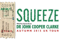 Squeeze - with Dr John Cooper Clarke Tickets - Oxford
