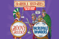 Horrible Histories - Groovy Greeks Tickets - Reading