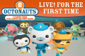 Octonauts and the Deep Sea Volcano Adventure Tickets - Blackpool