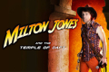 Milton Jones and the Temple of Daft Tickets - Edinburgh