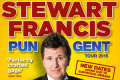 Stewart Francis - Pun Gent Tour Tickets - Newcastle upon Tyne