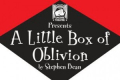A Little Box of Oblivion Tickets - London