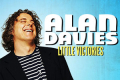 Alan Davies - Little Victories Tickets - Canterbury