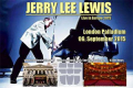 Jerry Lee Lewis - Jerry Lee Lewis's 80th Birthday Farewell UK Tour Tickets - London