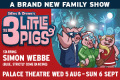 The Three Little Pigs Tickets - London