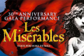 Les Miserables 30th Anniversary Gala Performance Tickets - London
