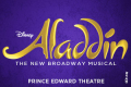 Aladdin Tickets - London