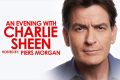 An Evening with Charlie Sheen Tickets - London