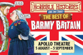 Horrible Histories - Barmy Britain - The Best Bits Tickets - London