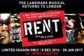 Rent Tickets - Off-West End