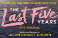 The Last Five Years Tickets - Off-West End