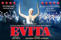 Evita Tickets - Edinburgh