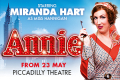 Annie Tickets - London
