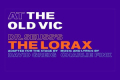 The Lorax Tickets - London