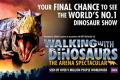 Walking With Dinosaurs - The Arena Spectacular Tickets - Leeds