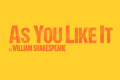 As You Like It Tickets - London