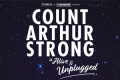 Count Arthur Strong is Alive and Unplugged Tickets - Inner London