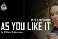 As You Like It Tickets - Off-West End