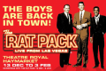 The Rat Pack Live from Las Vegas Tickets - Crawley