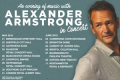 An Evening with Alexander Armstrong Tickets - Manchester