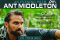 An Evening with Ant Middleton Tickets - Manchester