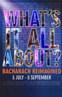 What's it all About? Bacharach Reimagined