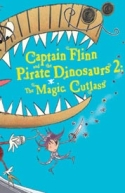 Captain Flinn and the Pirate Dinosaurs - 2 - The Magic Cutlass