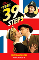 The 39 Steps Ticke