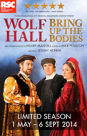 Wolf Hall Tickets - West End