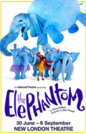 The Elephantom Tickets - West End
