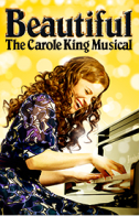 Beautiful - The Carole King Musical Tickets - West End