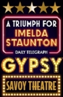 Gypsy Tickets - West End