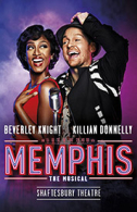 Memphis the Musical Tickets - West End