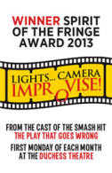 Lights! Camera! Improvise! Tickets - West End