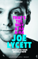 Joe Lycett - That's The Way, A-Ha A-Ha Tickets - West End