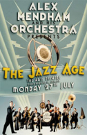 The Jazz Age - Presented by Alex Mendham and His Orchestra Tickets - West End